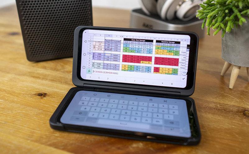 LG G8X – sprawdziliśmy go i może zastąpić laptopa!
