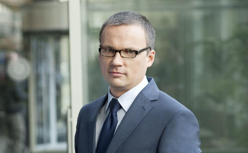Tomasz Matwiejczuk Dyrektor ds. Komunikacji Korporacyjnej Grupy Polsat