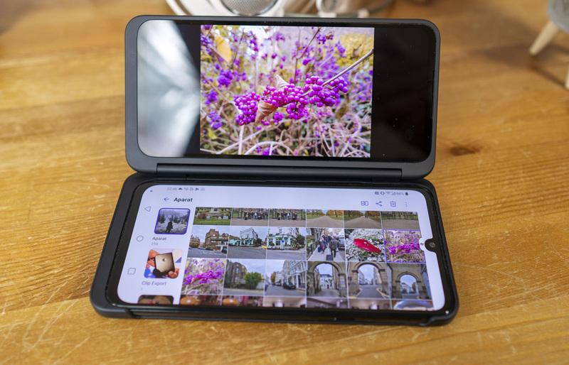 LG G8X – kombajn dla fotografów