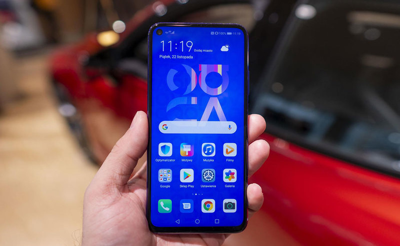Recenzja smartfonu Huawei nova 5T