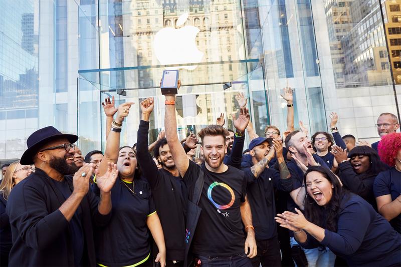 To Apple sprzedał najwięcej smartfonów