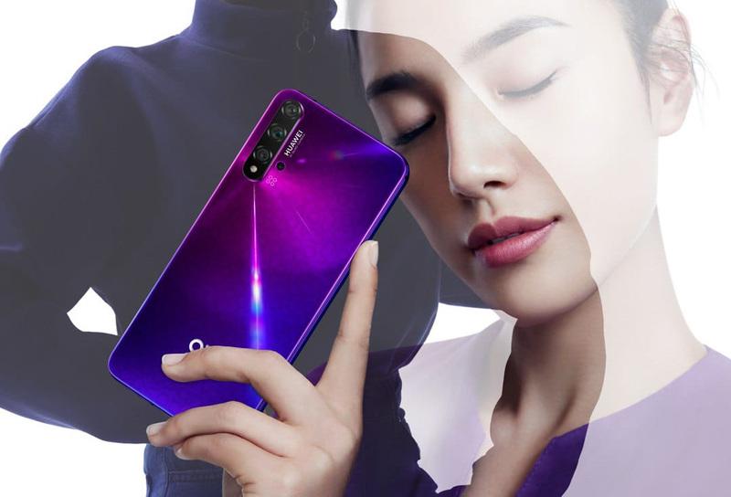 Huawei - konferencja z dnia 04.02.2020