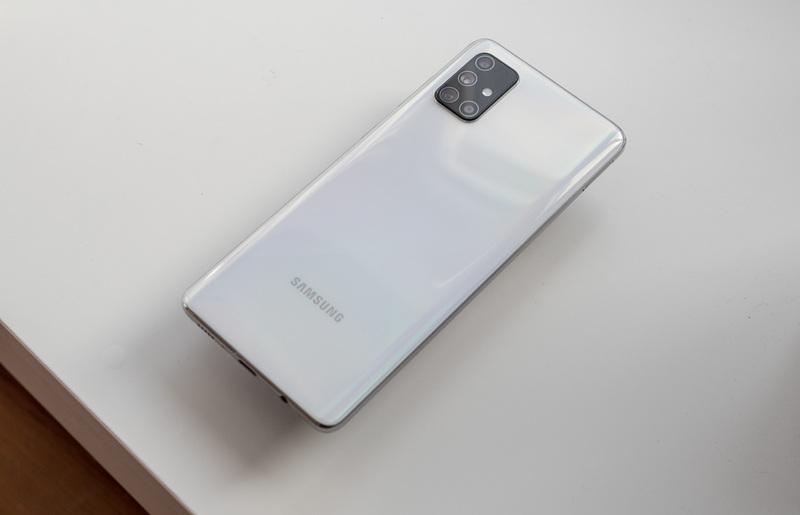Samsung Galaxy A71 - nasz test