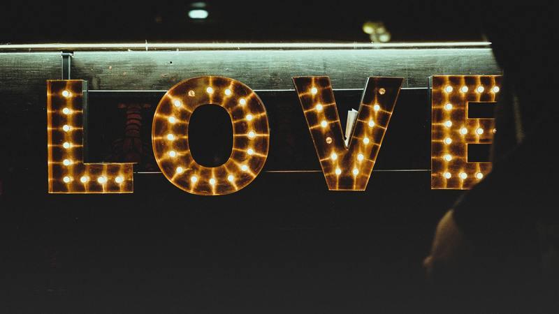 Walentynki w Orange