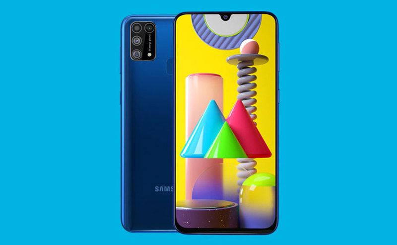 Samsung Galaxy M31 oficjalnie zapowiedziany