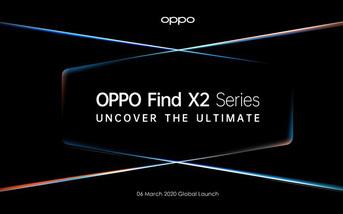 OPPO Find X2 oficjalnie 6 marca