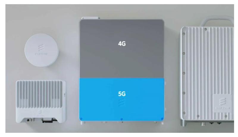W Legionowie działa 5G PLAY z wykorzystaniem Ericsson Spectrum Sharing