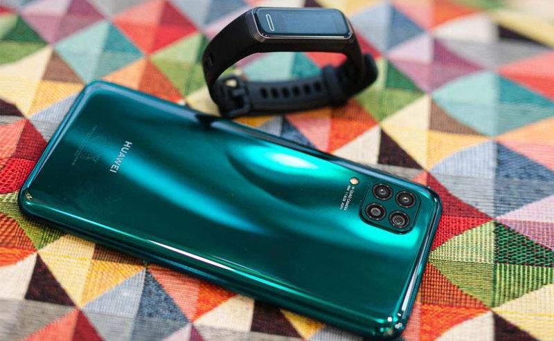 Ceny Huawei P40 Lite i P40 Lite E w Orange