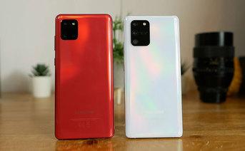 Test porównawczy: Samsung Galaxy S10 Lite vs Samsung Galaxy Note 10 Lite