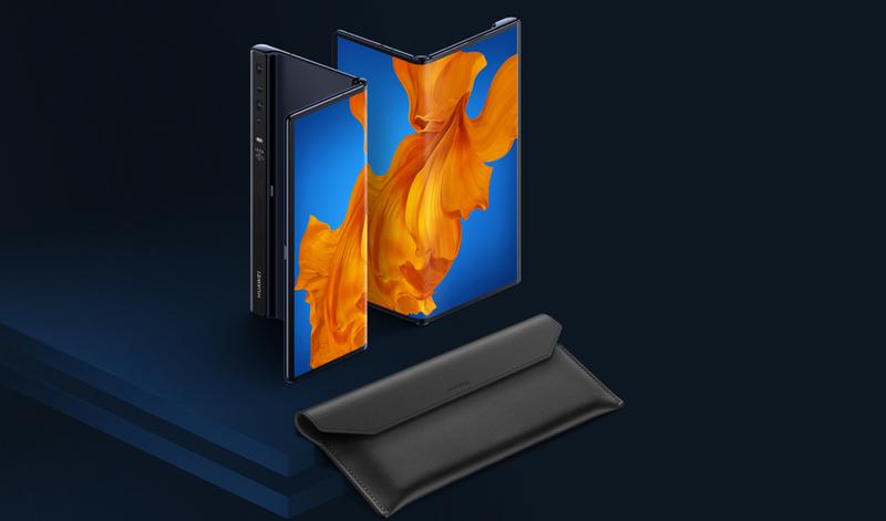 Składany smartfon Huawei Mate Xs już dostępny w sprzedaży
