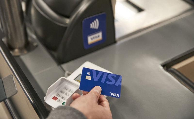 Visa wyprzedzi Mastercarda