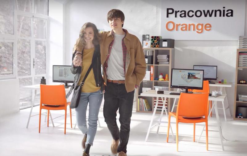Orange - wszyscy pomagamy