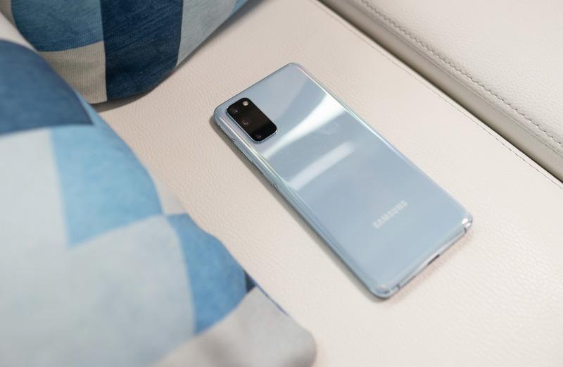 Samsung Galaxy S20 w naszych rękach - wideo