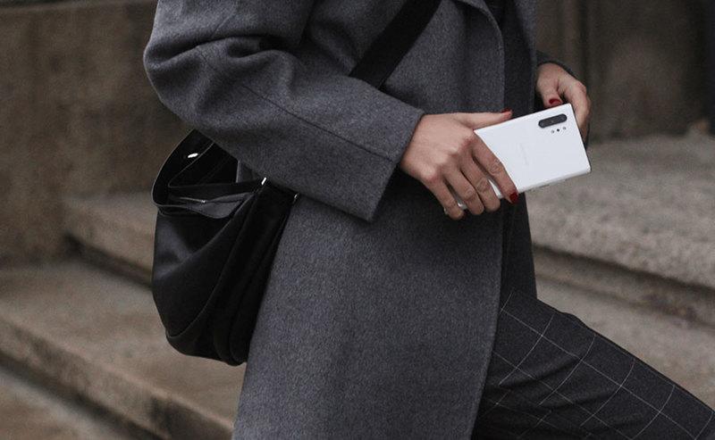 Nowe funkcje w seriach Galaxy S10 i Galaxy Note10