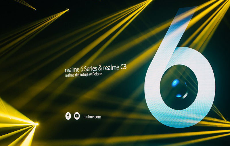 Premiera realme 6 już 2 kwietnia - wideokonferencja