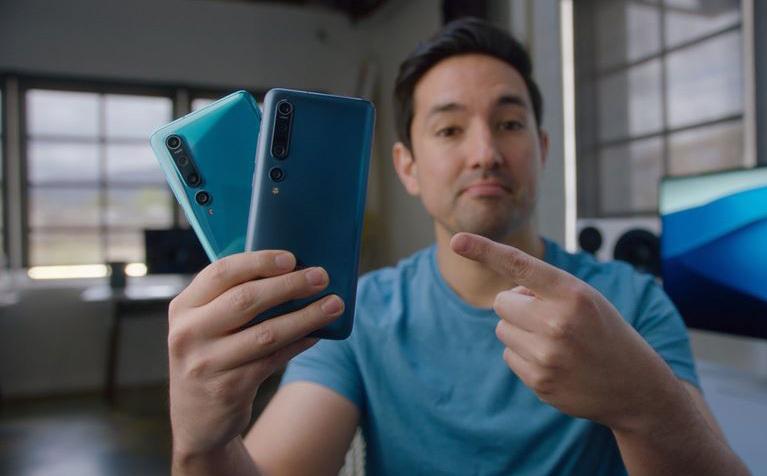 Najnowsze smartfony Xiaomi serii Mi 10: Mi 10, Mi 10 Pro i Mi 10 Lite 5G zadebiutowały na globalnym rynku