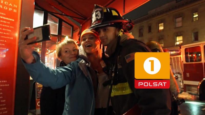 Kanały Grupy Polsat z nowymi logotypami oraz oprawą antenową.