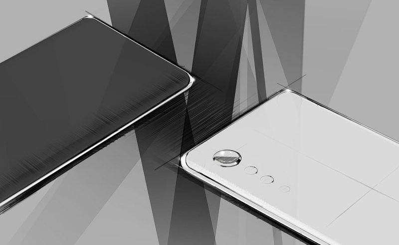 Wygląd nowych smartfonów LG