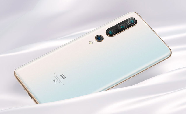 Ceny Xiaomi Mi 10 Pro w Orange
