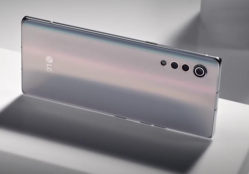 LG Velvet to smartfon 5G ze średniej półki