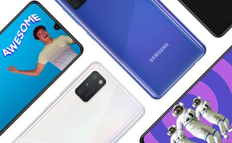 Samsung Galaxy A41 za 1299 zł