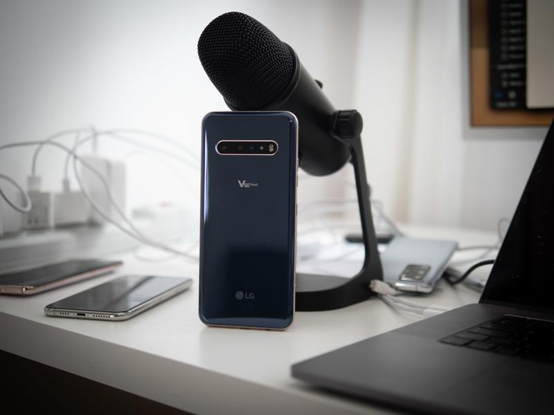 LG V60 5G - przykładowe zdjęcia