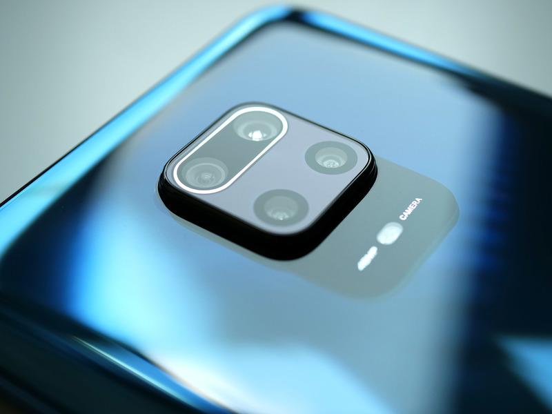 Redmi Note 9S - rozpakowanie pudełka (wideo)