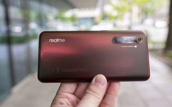 realme X50 Pro 5G – test smartfonu