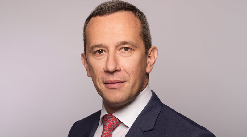 Radosław Kędzia, wiceprezes Huawei w regionie Europy Środkowo-Wschodniej i Krajów Nordyckich