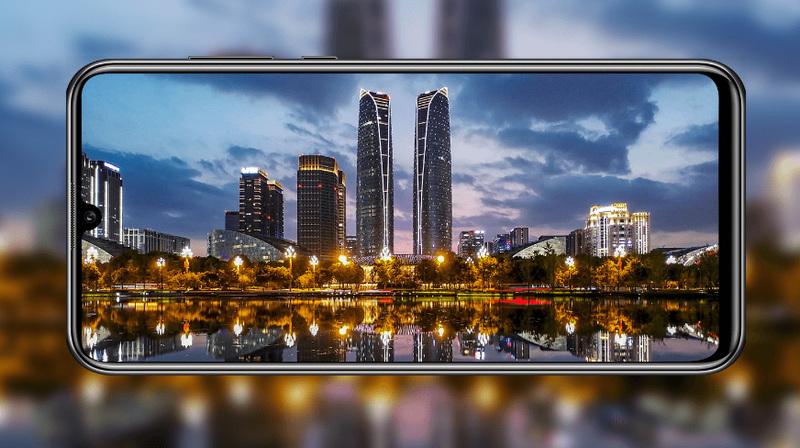 Huawei Y8p oficjalnie zaprezentowany