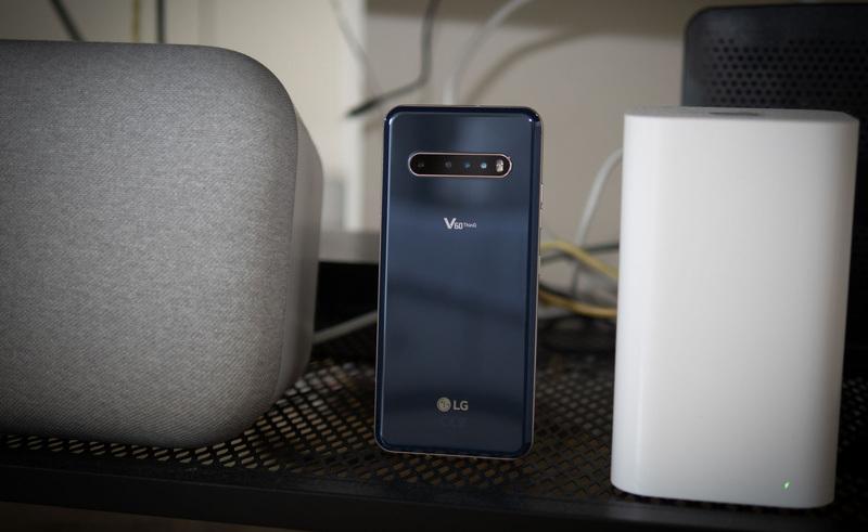 LG V60 - przetestowaliśmy na nim pakiety biurowe Microsoft i Google