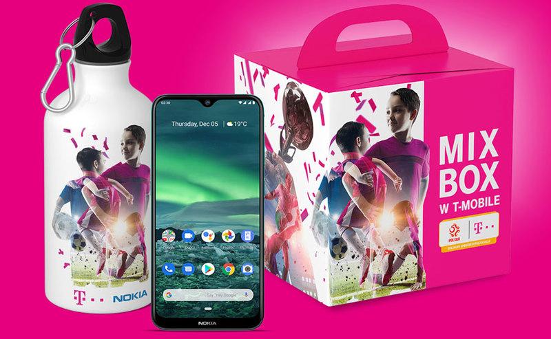 MIX BOX w T-Mobile