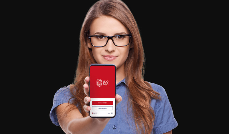 Za pomocą e-dowodu, aplikacji i NFC można zalogować się do stron rządowych