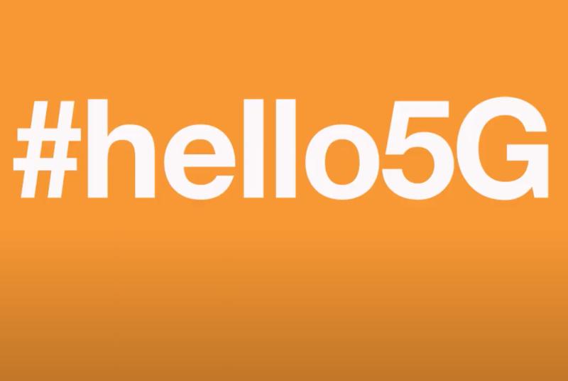 Orange Polska - sieć 5G
