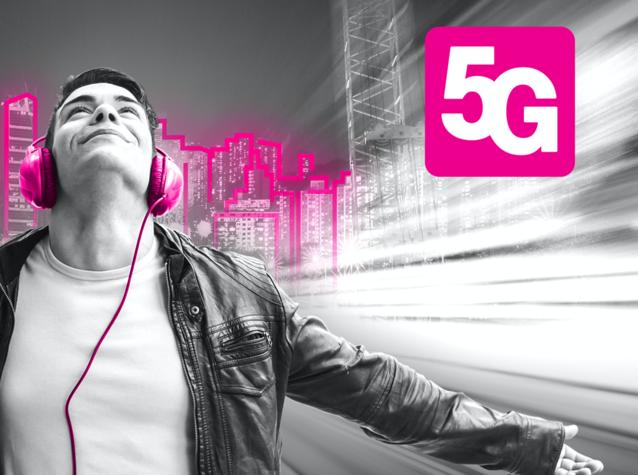 T-Mobile uruchamia swoje 5G - dostęp jest bezpłatny