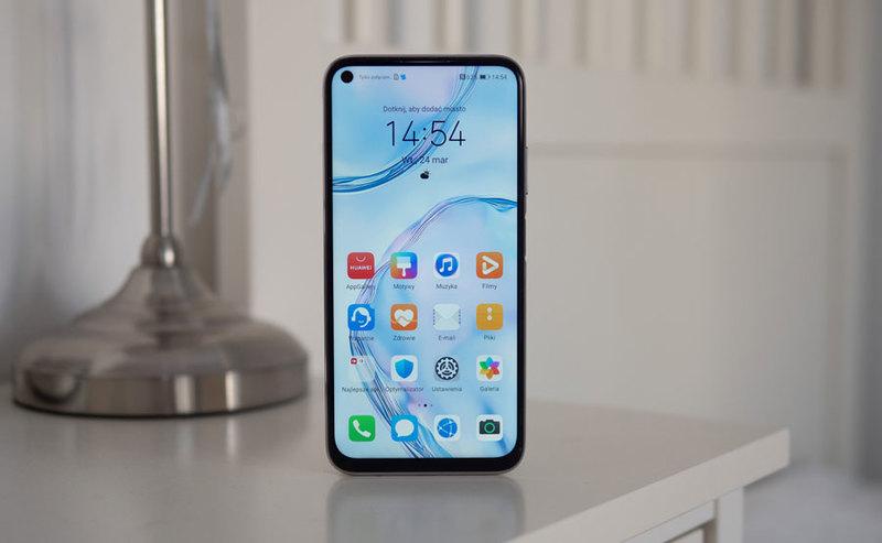 Rabat na smartfony Huawei