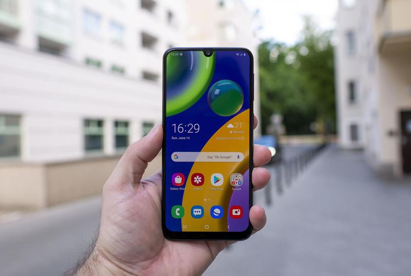 Samsung Galaxy M21– recenzja