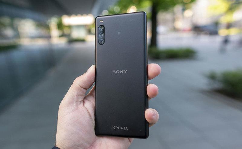 Sony Xperia L4 Recenzja