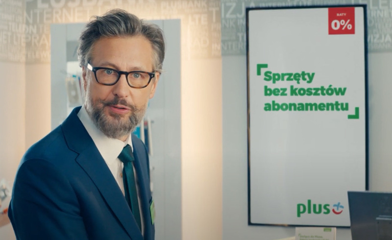 Magiczne okazje tylko w Plusie - ruszyła kampania reklamowa