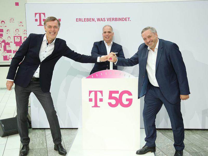 Huawei dostarcza 5G dla Deutsche Telekom