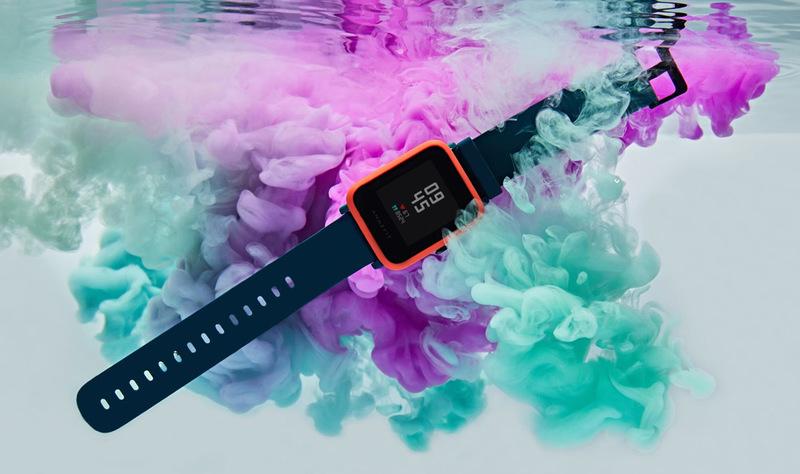 Smartwatche Huami w NTT System