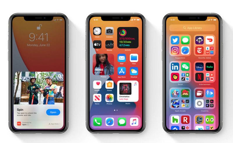 Wszystkie zmiany i nowości w iOS 14