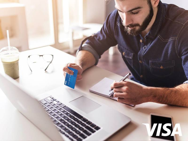 Visa zaczyna walczyć o odzyskanie płatnośći online - Kliknij i zapłać zastępuje Visa Checkout