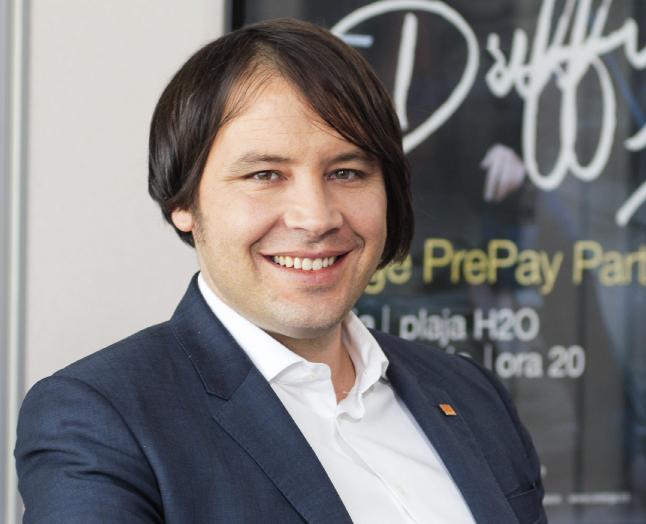 Nowy szef Orange Polska - Julien Ducarroz