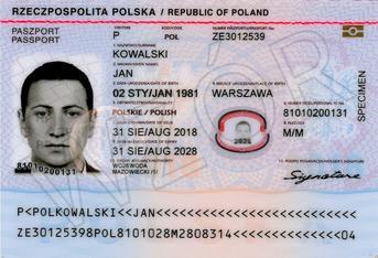Działa Rejestr Dokumentów Publicznych - można łatwiej wykryć sfałszowane dowody i paszporty