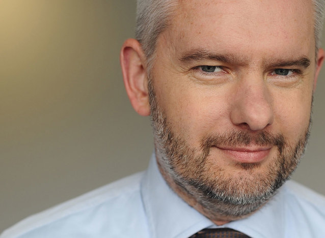 Mariusz Gaca CEO Orange Moldova
