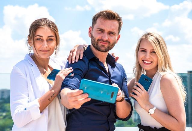 LG Mobile - w II kw. odbicie sprzedaży po spadku z I kw.