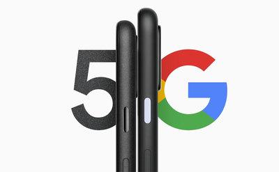 Google Pixel 4a 5G i Pixel 5