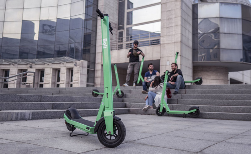 Bolt uruchamia elektryczne hulajnogi w Białymstoku