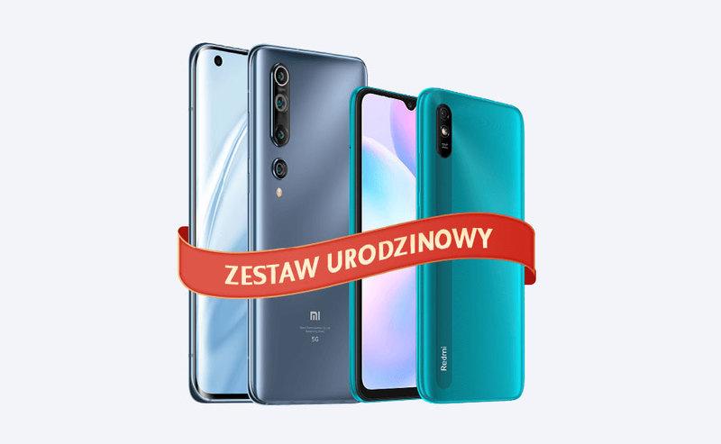 2 telefony w cenie 1 w Xiaomi